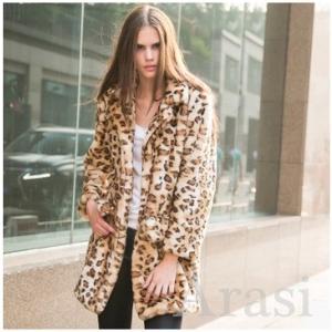 ファー ファーコート 女性ファーコート 毛皮コート ロッグコート レディース用 ファション 兎の毛皮 高級素材 アウター