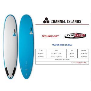 【新品】CHANNEL ISLAND(チャネルアイランド) AL MERRICK WATER HOG サーフボード 7'10