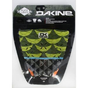 【新品】DAKINE(ダカイン) PLATE Lモデル 3PEACEタイプ サーフボード用デッキパッド [PLL] DECK PAD|arasoan