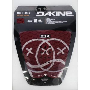 【新品】DAKINE(ダカイン)ALBEE LAYERモデル 3PEACEタイプ サーフボード用デッキパッド [GAR] DECK PAD|arasoan