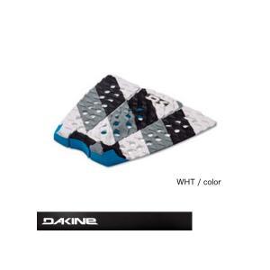 【新品未使用】DAKINE(ダカイン) 3PEACEタイプ SEABASSモデル サーフボード用デッキパッド [WHT]デッキパッチ|arasoan