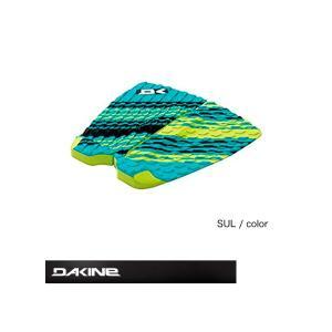 【新品未使用】DAKINE(ダカイン) 2PEACEタイプ IAN GENTILモデル サーフボード用デッキパッド [SUL]デッキパッチ|arasoan