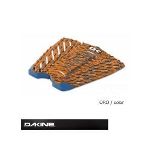 【新品未使用】DAKINE(ダカイン) 3PEACEタイプ SUPERLITEモデル サーフボード用デッキパッド [ORO]デッキパッチ|arasoan
