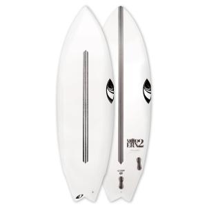【極上中古】Sharpeye (シャープアイ) MODERN 2 モデル  サーフボード  5'10