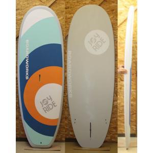 【新品アウトレット】BOARDWORKS JOY RIDE SUP boards [Orange/Blue/White] 7'11
