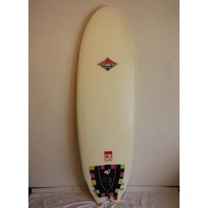 【中古】Classic Malibu (クラッシックマリブ)サーフボード [CLEAR] 5'11