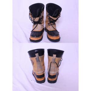 【中古】GORILLA (ゴリラ)トレッキングブーツ メンズ [BROWN/BLACK]  27cm|arasoan