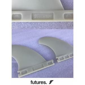 【新品アウトレット】FUTURE (フューチャー) フィン 375  [NATURAL] 深いBOX用 サイドフィン 2枚SET arasoan 02