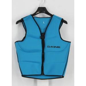 新品 DAKINE SURFACE VEST 選べる5サイズ [BLUE] 超ストレッチ フロントジップで脱着スムーズ!! アクティブなスポーツに!! 大特価SALE!!|arasoan