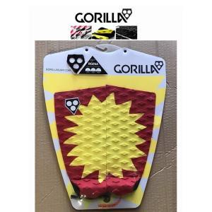 【新品】GORILLA GRIP (ゴリラグリップ) デッキパッド ROZSA NOTHING モデル   TAIL DECKPADS デッキパッチ|arasoan