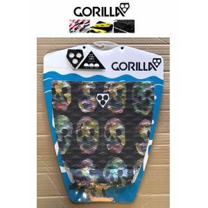【新品】GORILLA GRIP (ゴリラグリップ) デッキパッド OTIS BLOD SKULL モデル   TAIL DECKPADS デッキパッチ|arasoan