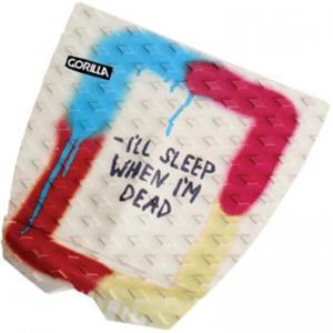 【新品】GORILLA GRIP (ゴリラグリップ)   OTIS SLEEP モデル デッキパッド TAIL DECKPADS デッキパッチ|arasoan