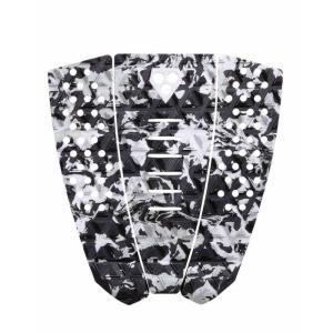 【新品】GORILLA GRIP ( ゴリラグリップ ) デッキパッド  TRES CAMO BLACK MONDO モデル  3ピース TAIL DECKPADS デッキパッチ|arasoan