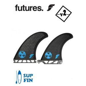 SUP用フィン【FUTURE】フューチャーフィン【GL1 2+1】ジェリー・ロペスシグネチャーモデル【GERY LOPEZ】スタンドアップFIN V2 FOIL!大特価品!!|arasoan