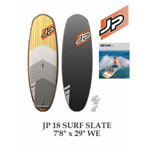 【メーカーお取り寄せ】JP-AUSTRALIA(ジェイピーオーストラリア)2018 SURF SLATE 7'8