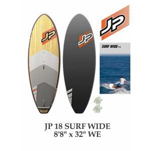 【メーカーお取り寄せ】JP-AUSTRALIA(ジェイピーオーストラリア)2018 SURF WIDE 8'8
