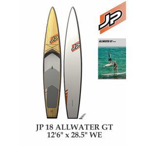 【メーカーお取り寄せ】JP-AUSTRALIA(ジェイピーオーストラリア)2018 ALLWATER GT 12'6