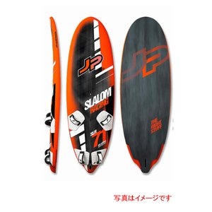 【お取り寄せ】JP-AUSTRALIA SLALOM 2017 WIND [BLACK/ORANGE/WHITE] 7'8