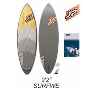 【メーカーお取り寄せ】JP-AUSTRALIA(ジェイピーオーストラリア) SURF  WE  2017 SUP [WOOD] 9'2
