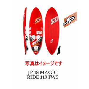 【お取り寄せ】JP-AUSTRALIA(ジェイピーオーストラリア)2018 JP MAGIC RIDE 119 FWS 7'11