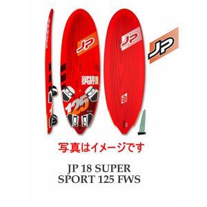 【お取り寄せ】JP-AUSTRALIA(ジェイピーオーストラリア)2018 JP SUPER SPORT 125 FWS 7'9