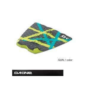 【新品未使用】DAKINE(ダカイン) 3PEACEタイプ LIEN PADモデル サーフボード用デッキパッド[GUN]デッキパッチ|arasoan