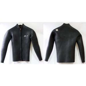 【中古】Boarders(ボーダーズ)ウェットスーツ[BLACK]3mm スキン メンズ タッパー arasoan