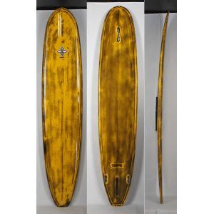 【新品】INFINITY (インフィニティー) CLUSTER モデル サーフボード [Yellow/Wash] 10'0