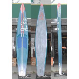 【試乗中古】STARBOARD (スターボード) SPRINT CARBON モデル SANDWICH スタンドアップパドルボード [BLUE/ORANGE] 12'6