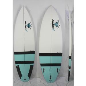 【新品】 Crystal Dreams AKABA  surftech(サーフテック)  DOLPHIN FLEX モデル サーフボード 6'1