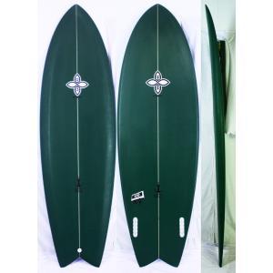 【新品】INFINITY (インフィニティー) CASSETTEモデル サーフボード [green] 6'2