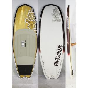【極上中古】 STARBOARD (スターボード) HYPER NUT Woodモデル スタンドアップパドルボード [Wood] 7'4