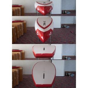 【極上中古】SIC(エスアイシー) FX Proモデル TECH SCC スタンドアップパドルボード [Red] 12'6