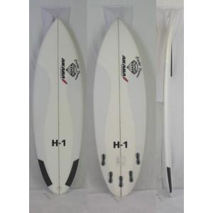 【極上中古】 Crystal Dreams AKABA  surftech(サーフテック)  H-1 モデル サーフボード 5'5