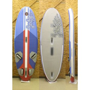 【新品】STAR BOARD(スターボード) WINDSUP AIR PLANE 255[BLUE/WHITE/RED] 8'4
