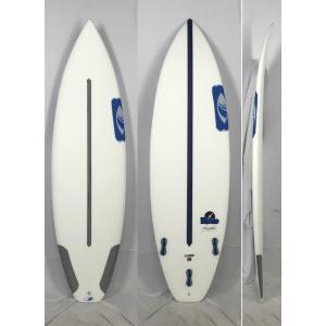 【試乗中古】Sharpeye (シャープアイ) DISCO モデル SURFTECH サーフボード [CLEAR] 6'2