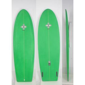 【新品】INFINITY (インフィニティー) TOMBSTONEモデル サーフボード [LIME GREEN] 6'6