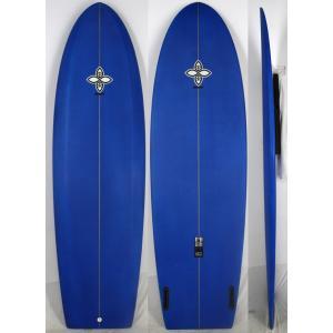 【新品】INFINITY (インフィニティー) TOMBSTONEモデル サーフボード [BLUE] 6'8