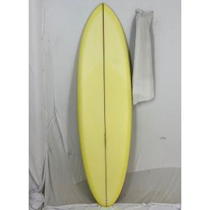 【新品アウトレット】CHRISTENSON (クリステンソン) cfoモデル サーフボード [light yellow] 6'0
