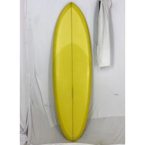【新品アウトレット】CHRISTENSON (クリステンソン) cfoモデル サーフボード [Yellow] 5'6