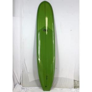 【新品アウトレット】Hawaiian Pro Designs (ハワイアンプロデザイン)Donald Takayama ドナルドタカヤマ model-Tモデル サーフボード [lightgreen] 9'0