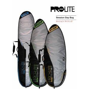 【メーカーお取り寄せ】PROLITE ( プロライト )  Session Day Bag [YELLOW×SILVER] Fish 5'6