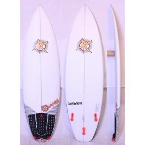 【中古】RUMANER(ルーミナー)INSURGENT モデル サーフボード[WHITE]6'1