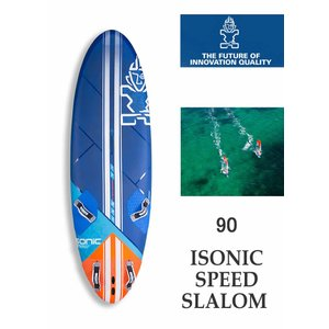 【メーカーお取り寄せ】STARBOARD(スターボード)2018 ISONIC SPEED SLALOM 90 CARBON REFLEX ウィンドサーフィン FIN付き WIND|arasoan