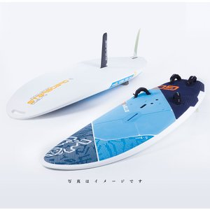 【メーカーお取り寄せ】STARBOARD (スターボード)2019 GO 141 3DX ウィンドサーフィン フィン付き|arasoan