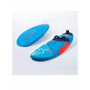 【メーカーお取り寄せ】STARBOARD(スターボード) IGNITE CARBON REFLEX[BLUE×RED] 93 ウインドサーフィン フィン付き|arasoan
