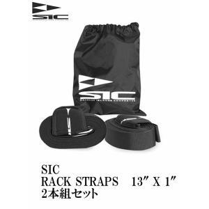 【新品】 SIC(エスアイシー)  RACK STRAPS  13