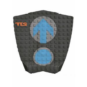 【新品】TOOLS (ツールス) サーフボード用  デッキパッド JOB  ジェイミー・オブライアン シグネイチャー モデル 【Charcoal×Gray】  DECK PADS|arasoan