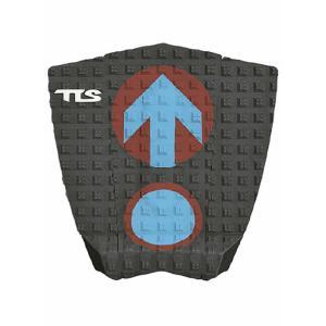 【新品】TOOLS (ツールス) サーフボード用  デッキパッド JOB  ジェイミー・オブライアン シグネイチャー モデル 【Gray×Sachs×A】  DECK PADS|arasoan