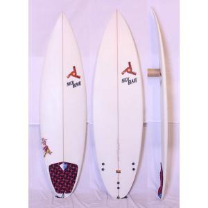 【中古】JOISTIK SURFBOARDS(ジョイスティック サーフボード)Shaper NICK BLAIRサーフボード [CLEAR]6'0